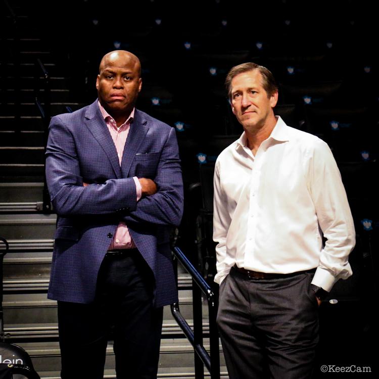 Craig Robinson & Jeff Hornacek