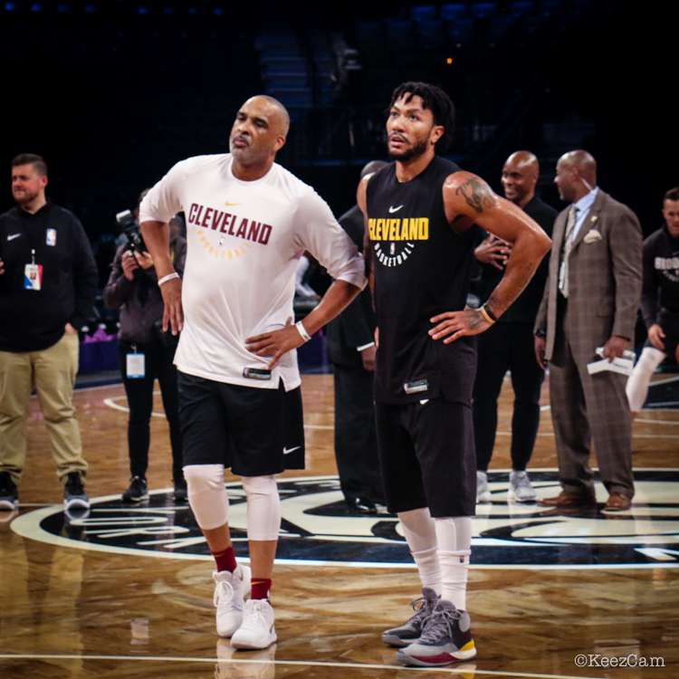 Phil Handy & Derrick Rose