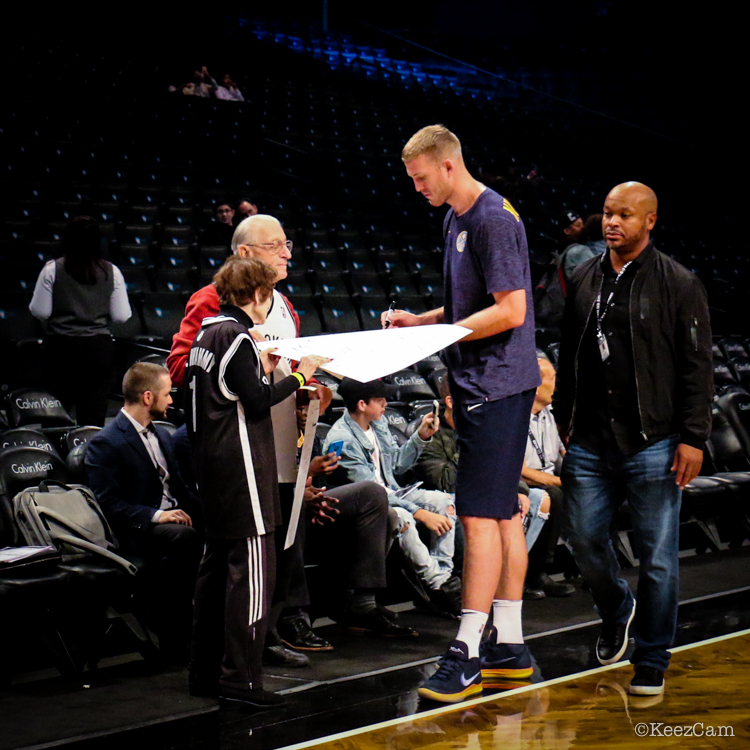 Mr. & Mrs Whammy & Mason Plumlee
