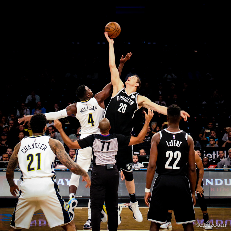 Denver Nuggets vs. Brooklyn Nets Tip-Off