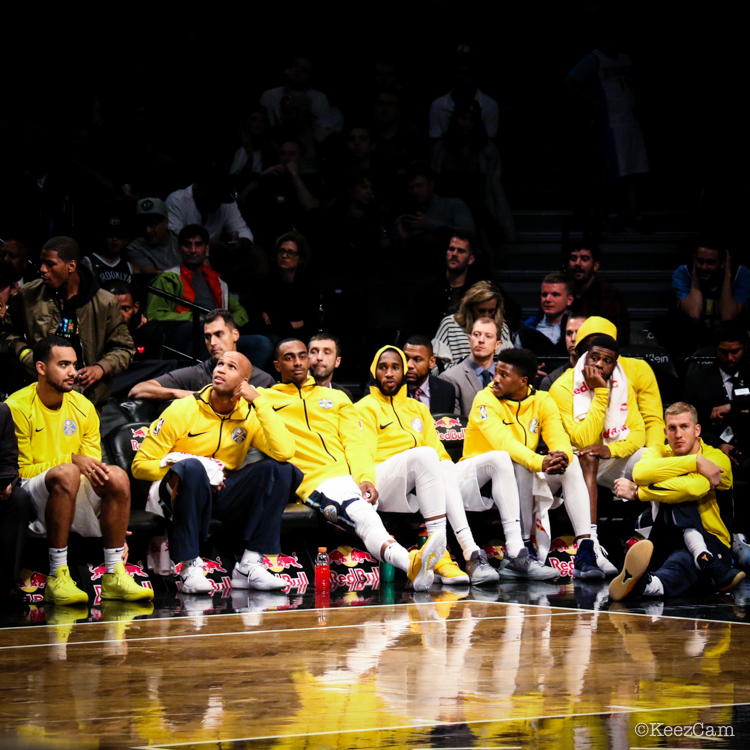 Denver Nuggets Bench