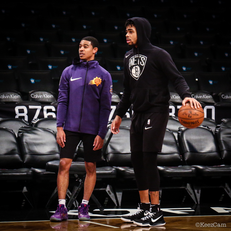 Tyler Ulis & D'Angelo Russell