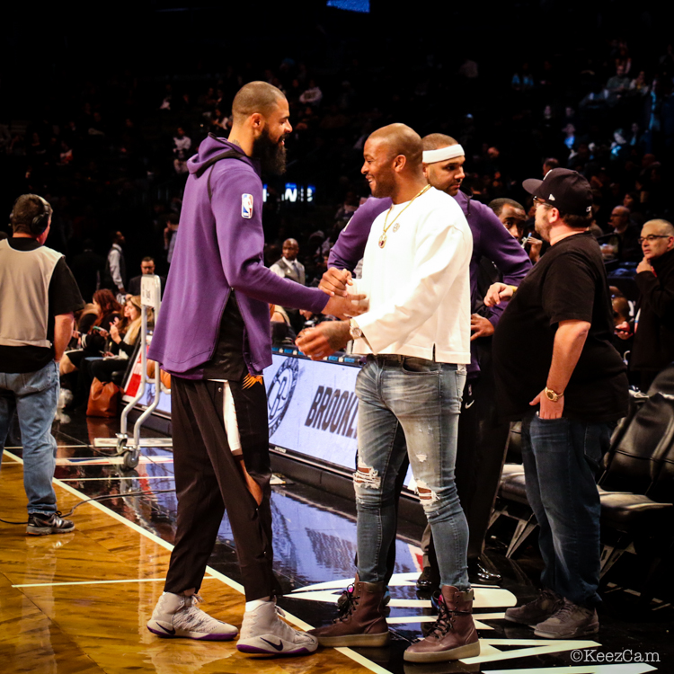 Tyson Chandler & PJ Tucker