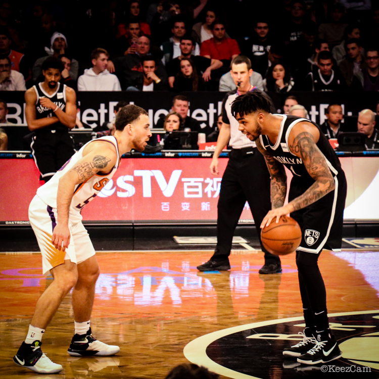 Mike James & D'Angelo Russell