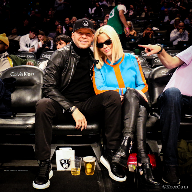 Donnie Wahlberg & Jen McCarthy