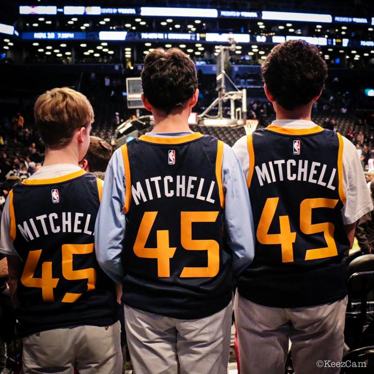 Donovan Mitchell Fans