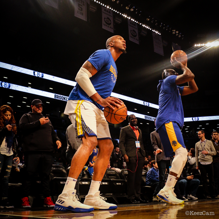 David West & Draymond Green