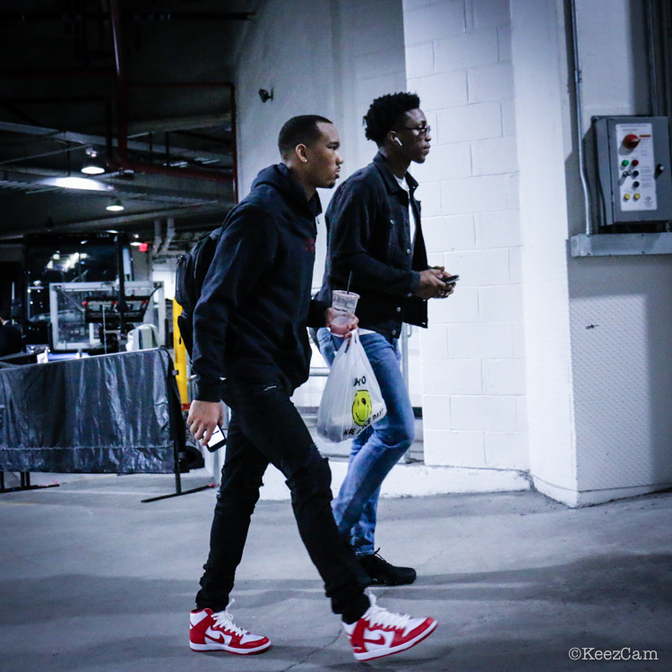 Avery Bradley & Stanley Johnson