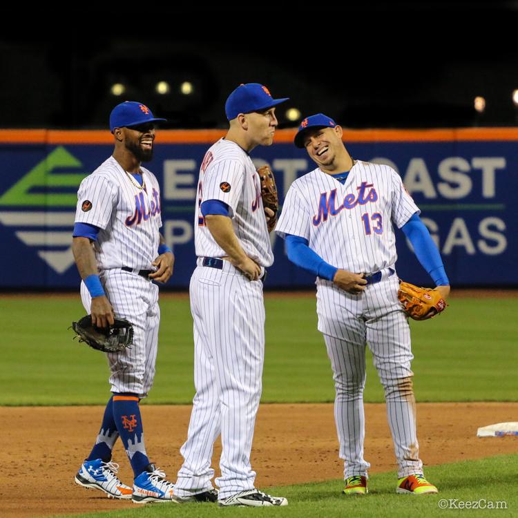 Jose Reyes, Todd Frazier & Asdrubal Cabrera