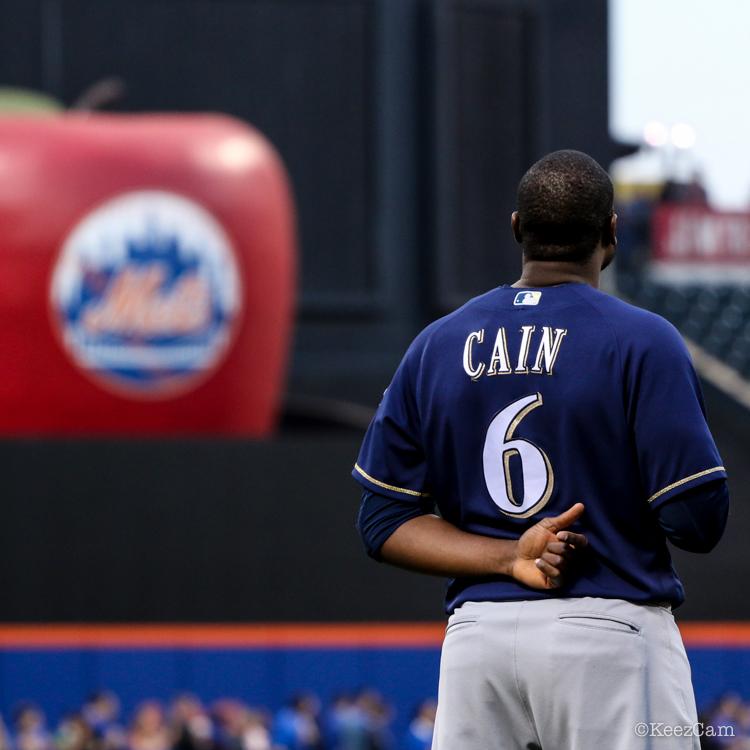 Lorenzo Cain