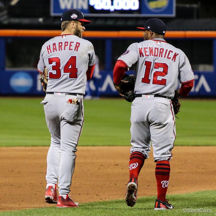 Bryce Harper & Howie Kendrick