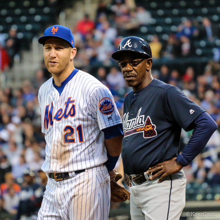 Todd Frazier & Ron Washington