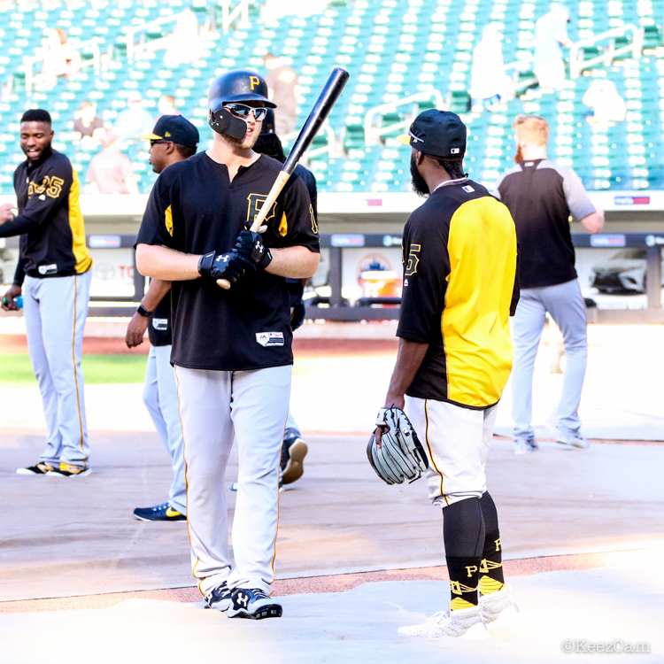 Austin Meadows & Josh Harrison