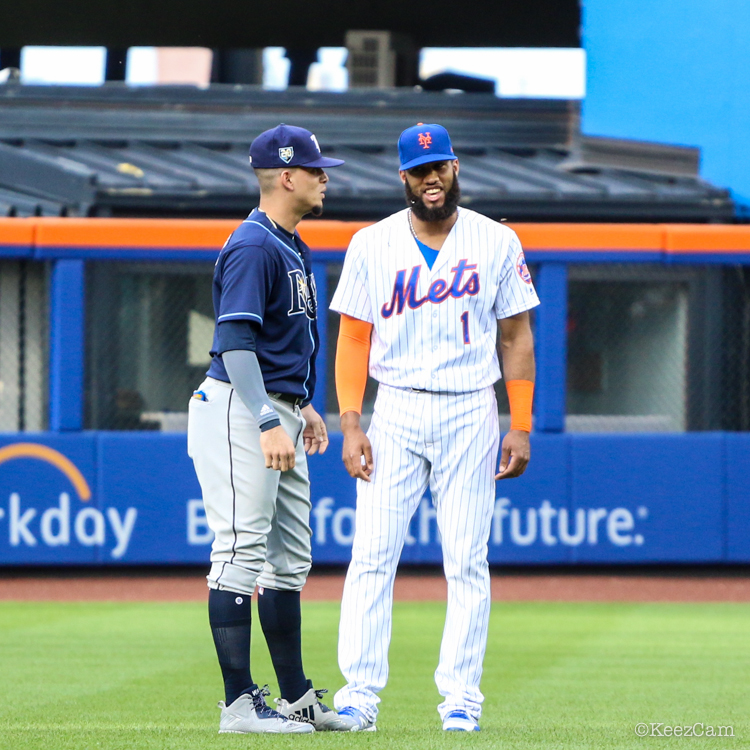 Willy Adames & Amed Rosario