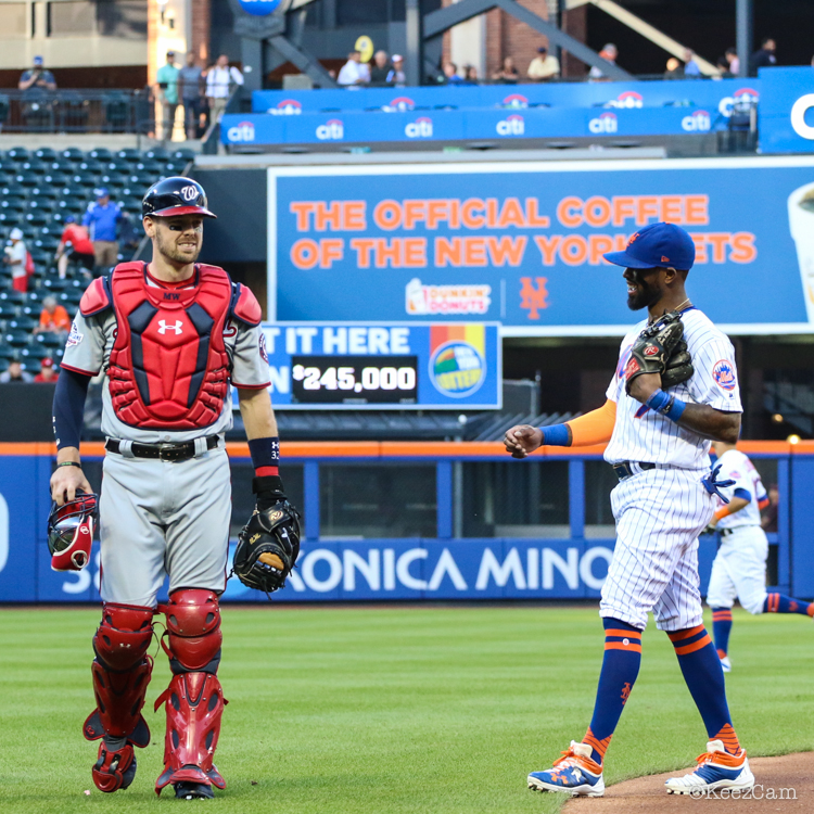 Matt Wieters & Jose Reyes
