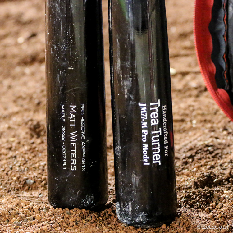 Matt Wieters & Trae Turner