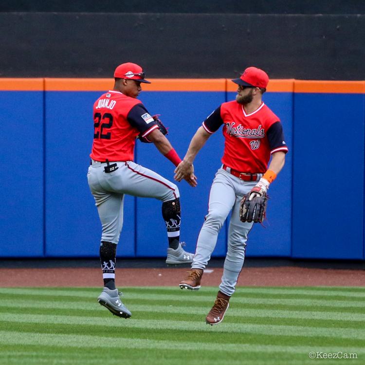 Juan Soto & Bryce Harper