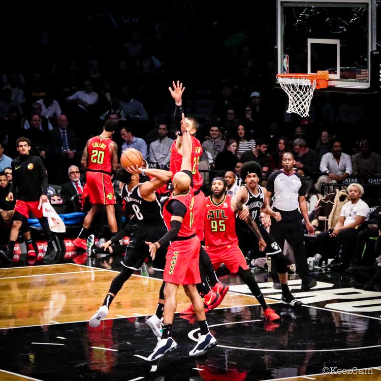Atlanta Hawks vs. Brooklyn Nets