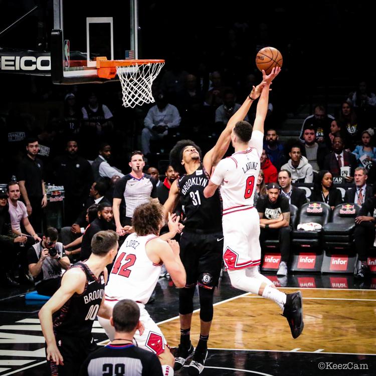 Chicago Bulls vs. Brooklyn Nets