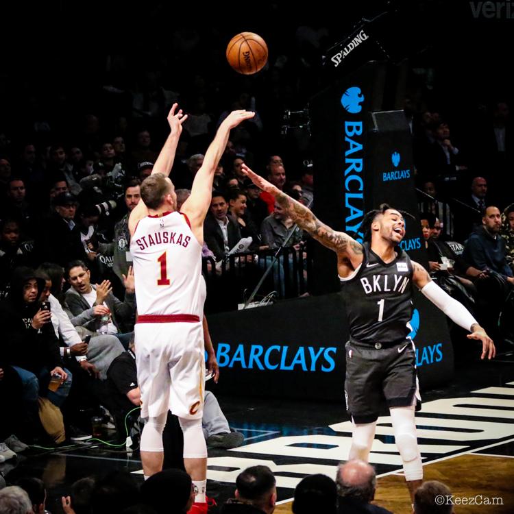 Cleveland Cavaliers vs. Brooklyn Nets