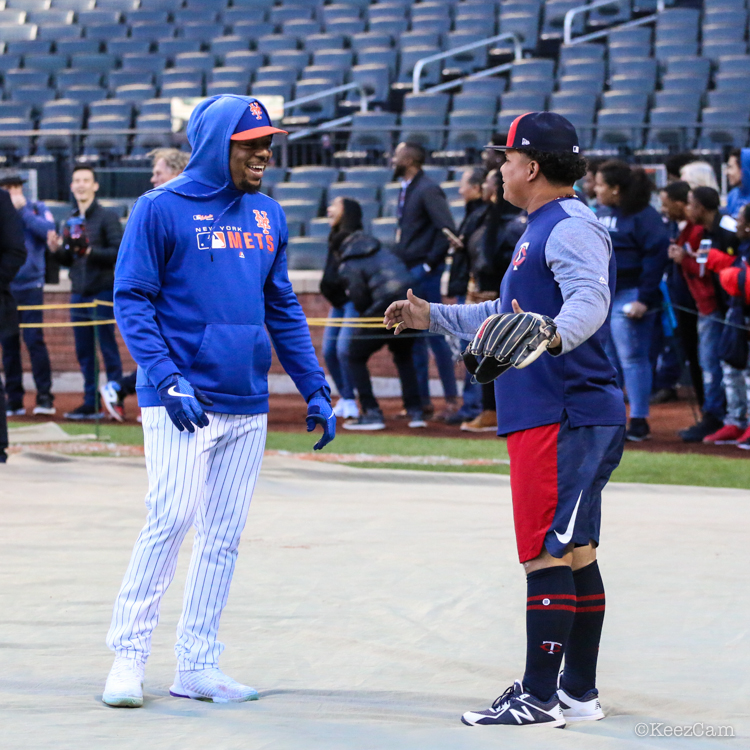 Willians Astudillo & Dominic Smith