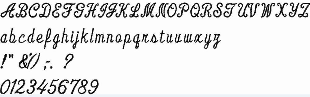 Linus Alphabet