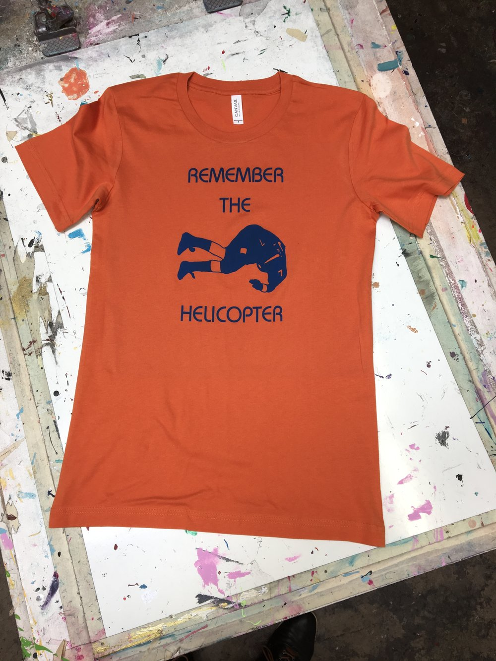 It's a new season, but let's not forget our first love, remember the helicopter - COMING SOON!