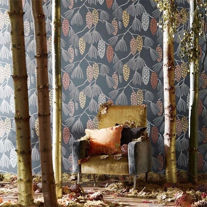 Harlequin Standing Ovation sarjan tapetti Epitome (111499) Kuva: Maricken