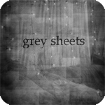 "day 4: grey sheets  prompt: ""____"" sheet"