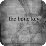 day 8: the bone key  prompt: inanimate object
