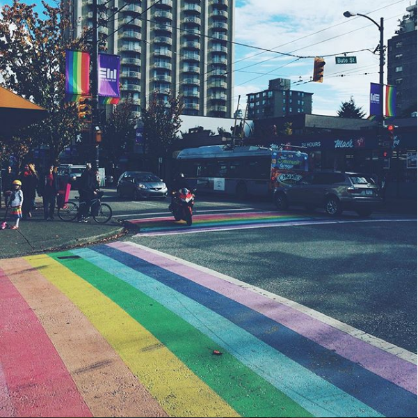 I identify as LGBTQ+. - Probably the Q. It's a process.