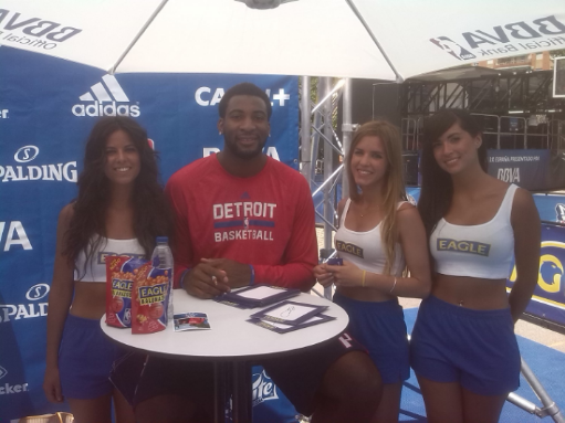 Andre Drummond EAGLE NBA Granada