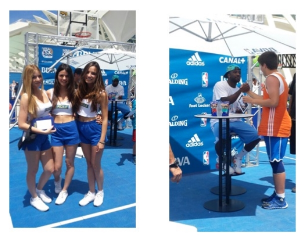 chicas eagle Ty Lawson eagle