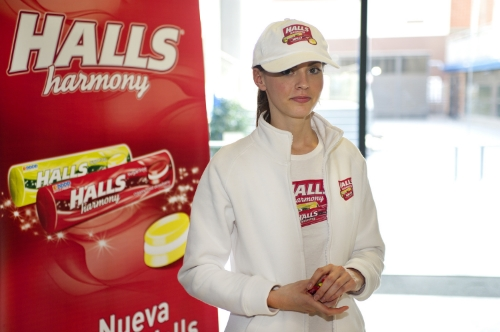 Campaña marketing Halls