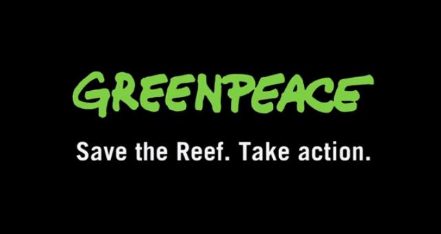Greenpeace Nemo Australia Reef