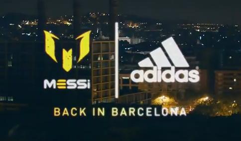 Messi Adidas f50