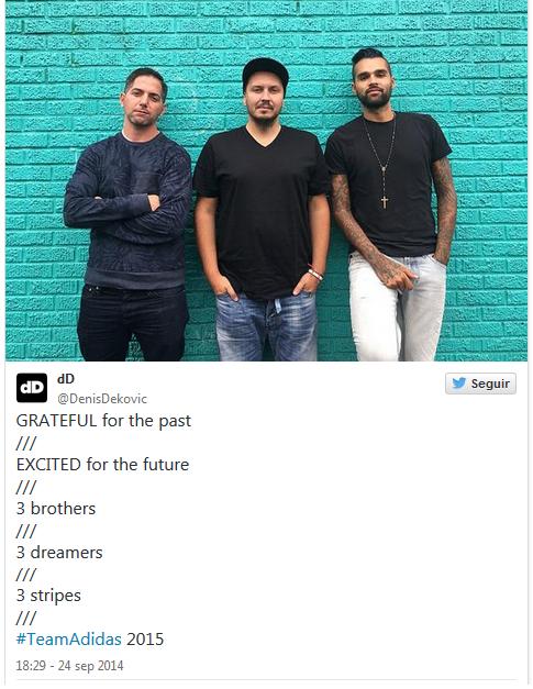 Diseñadores Nike Adidas