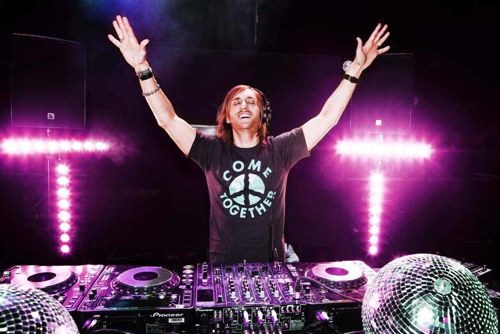 David Guetta concierto