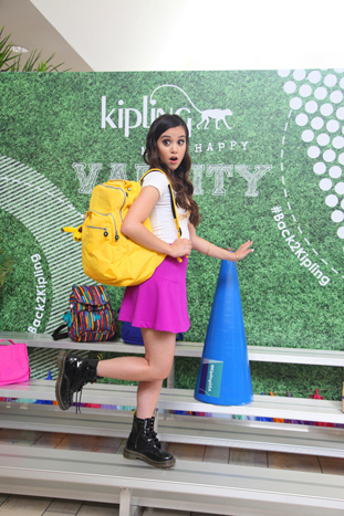 Kipling Miami Store Opening