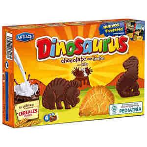 Dinosaurus galletas