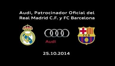 Audi Madrid FC Barcelona