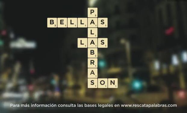 Scrabble Rescata Palabras