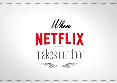 Netflix GIF outdoor