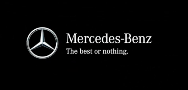 Mercedes Benz The best or nothing