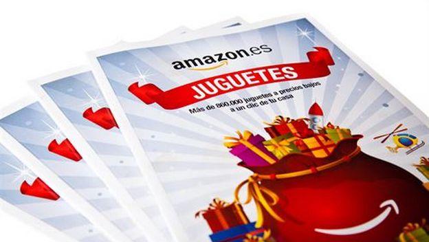 Amazon catálogo juguetes