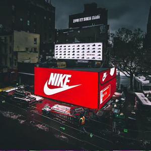 Nike caja zapatillas Nueva York