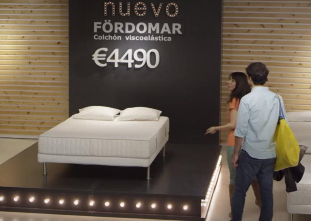 Ikea un cero de mas