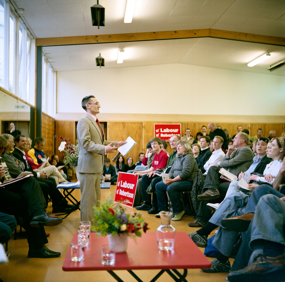 Kelburn Candidates Forum