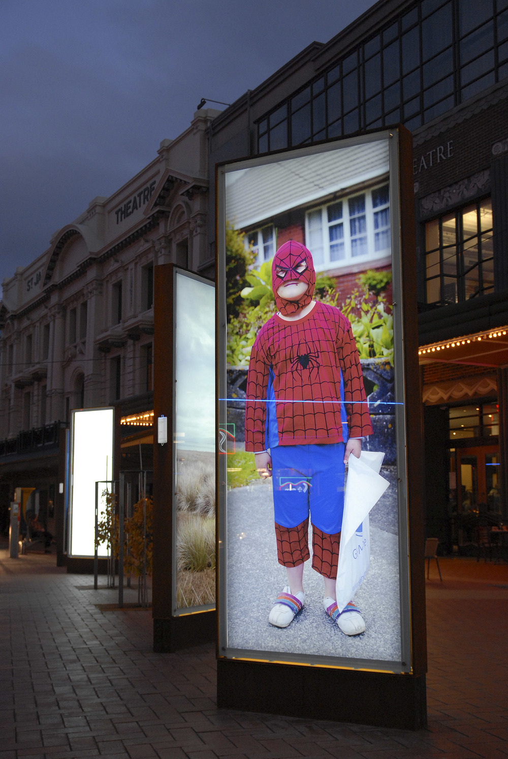 Courtenay Place lightbox