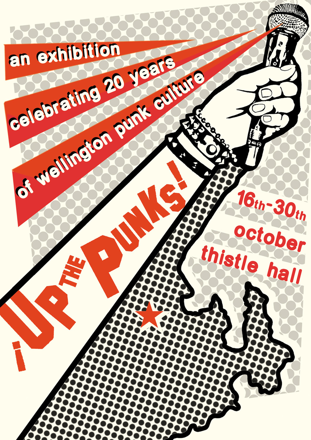 UP THE PUNKS 2002